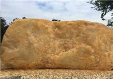 黄蜡石天然景观石