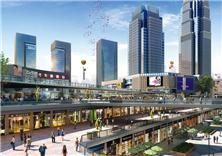 福州利嘉国际商贸城建筑方案设计