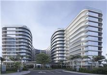 海南悦海苑公寓建筑设计