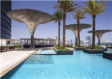 迪拜Rosewood Abu Dhabi商业综合体空间设计