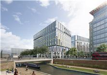 英国伦敦Google新总部办公楼建筑方案设计