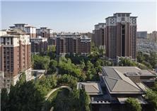 北京中铁花溪渡建筑设计