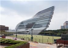 香港理工大学赛马会创新楼建筑设计