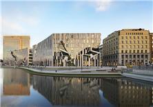 德国Ko Bogen商业综合体建筑设计