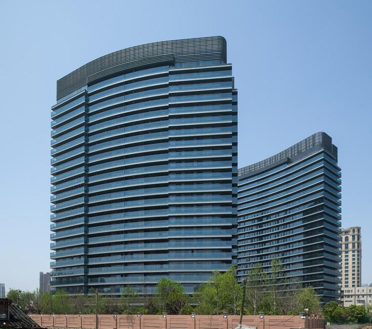上海骏地建筑设计咨询股份有限公司 成功案例 > 上海绿城外滩黄浦湾