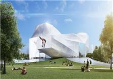 韩国Sejong表演艺术中心建筑方案设计