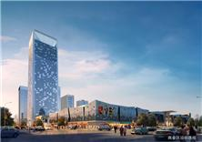 武汉联投广场建筑方案设计