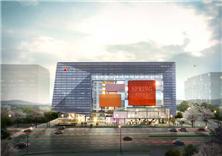 韩国Home & Shopping HQ Building建筑方案设计