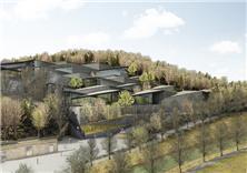 杭州中国美术学院美术馆建筑方案设计