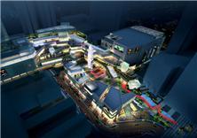 深圳中航城建筑方案设计
