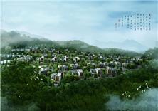 重慶天景28闕建筑方案設計