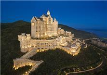 大连一方城堡豪华精选酒店室内设计