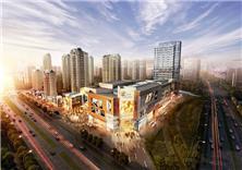 寧波余姚華潤五彩城建筑設計