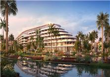 海南陵水珍珠海岸椰林滨海新区规划方案