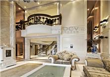 西安别墅设计/中海华庭别墅精品样板间最佳设计