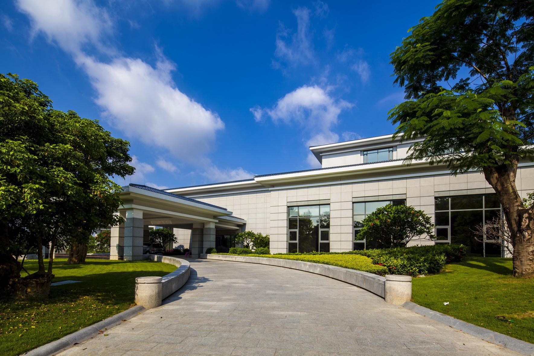 东莞市迎宾馆景观