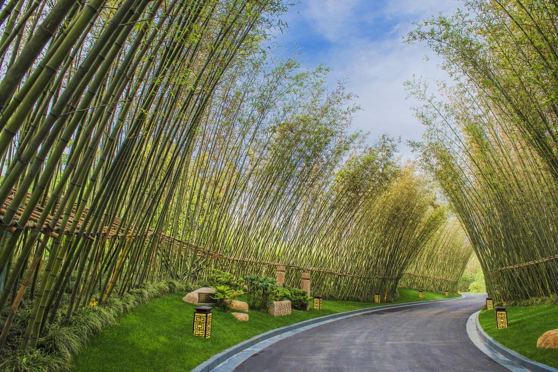 北辰旭辉壹号院坐落于苏州新区白马涧风景区域,周边环山邻山,环境