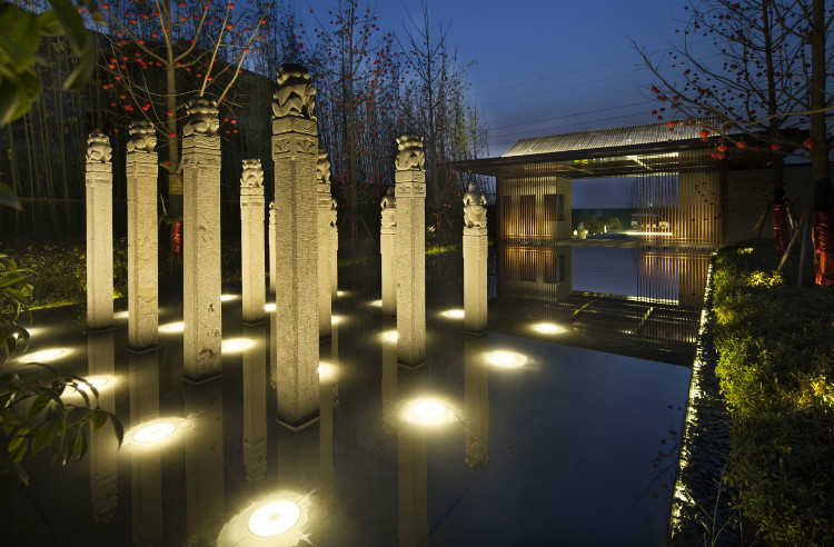 西安常宁宫景观设计