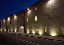 la corte cultural and civic center建筑设计