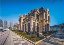贵阳渔安安井温泉旅游城商业街