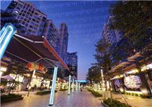 深圳香蜜湖東亞國際風情街景觀改造工程