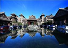 海南棋子湾开元度假村景观设计