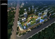 建筑设计-安微阜阳七彩世界项目