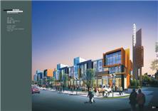 建筑设计-昊天凤凰城项目