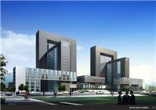 建筑设计-广西公安厅项目