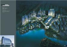 建筑設計-湖北東湖國際酒店住區項目