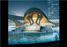 建筑設計四川遂寧河東新區酒店住區項目