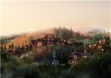 建筑设计-成都龙泉别墅项目