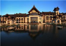 广东清远勤天熹乐谷温泉度假酒店