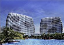 广东惠东双月湾?#19995;?#24230;假酒店建筑设计