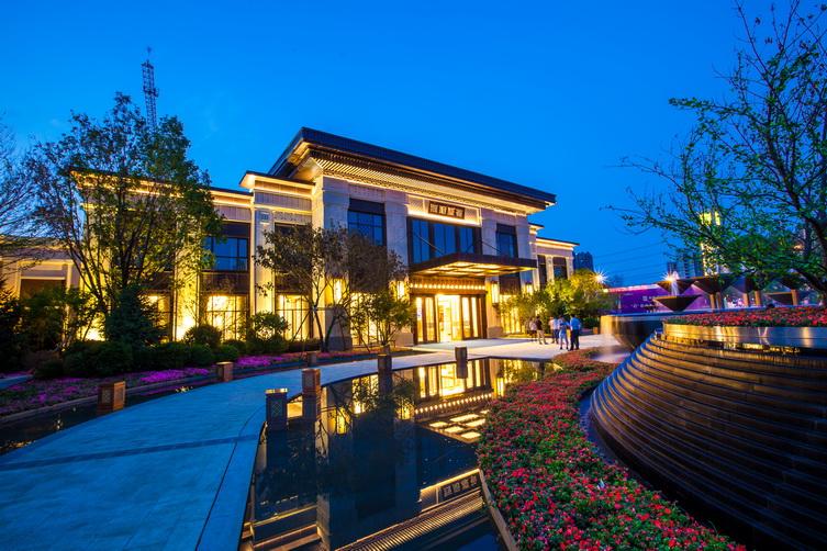 沈阳龙湖·西府原著