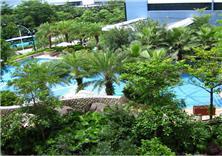 爱琴海·假日公馆景观设计景观设计