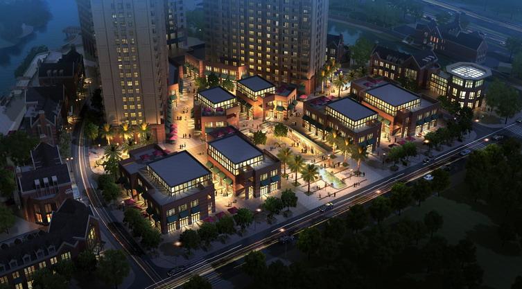 上海霍普建筑设计事务所股份有限公司 成功案例 > 杭州宝龙城市广场