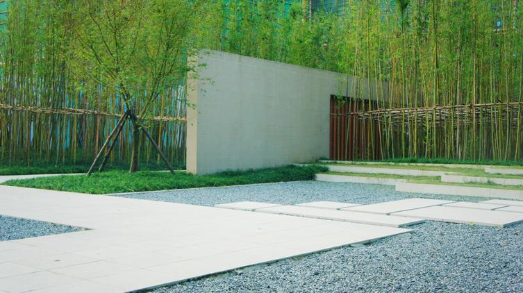 苏州万科玲珑东区景观设计-地产开发专业平台-金盘网图片