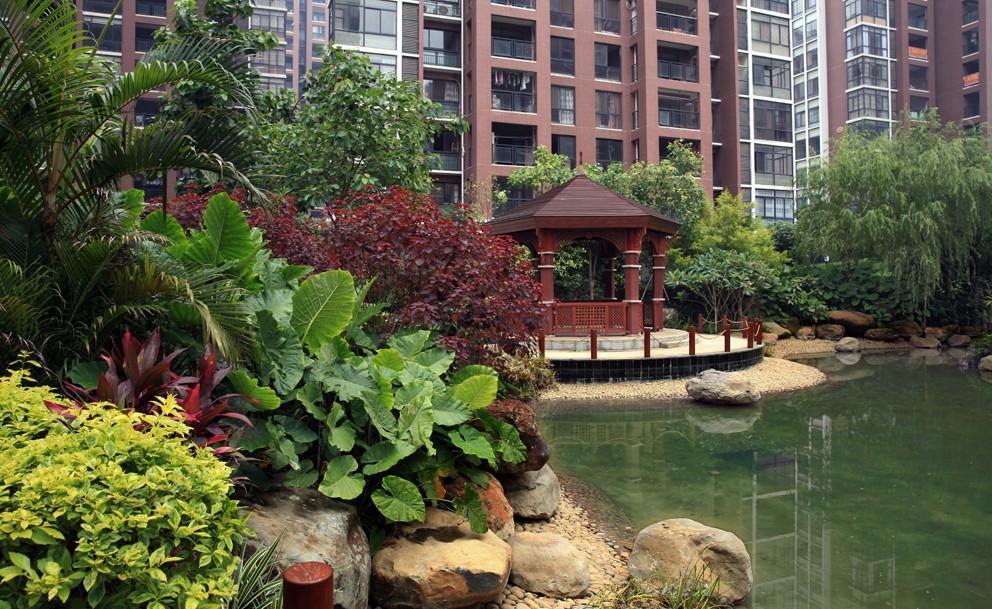 南宁公园大地景观设计