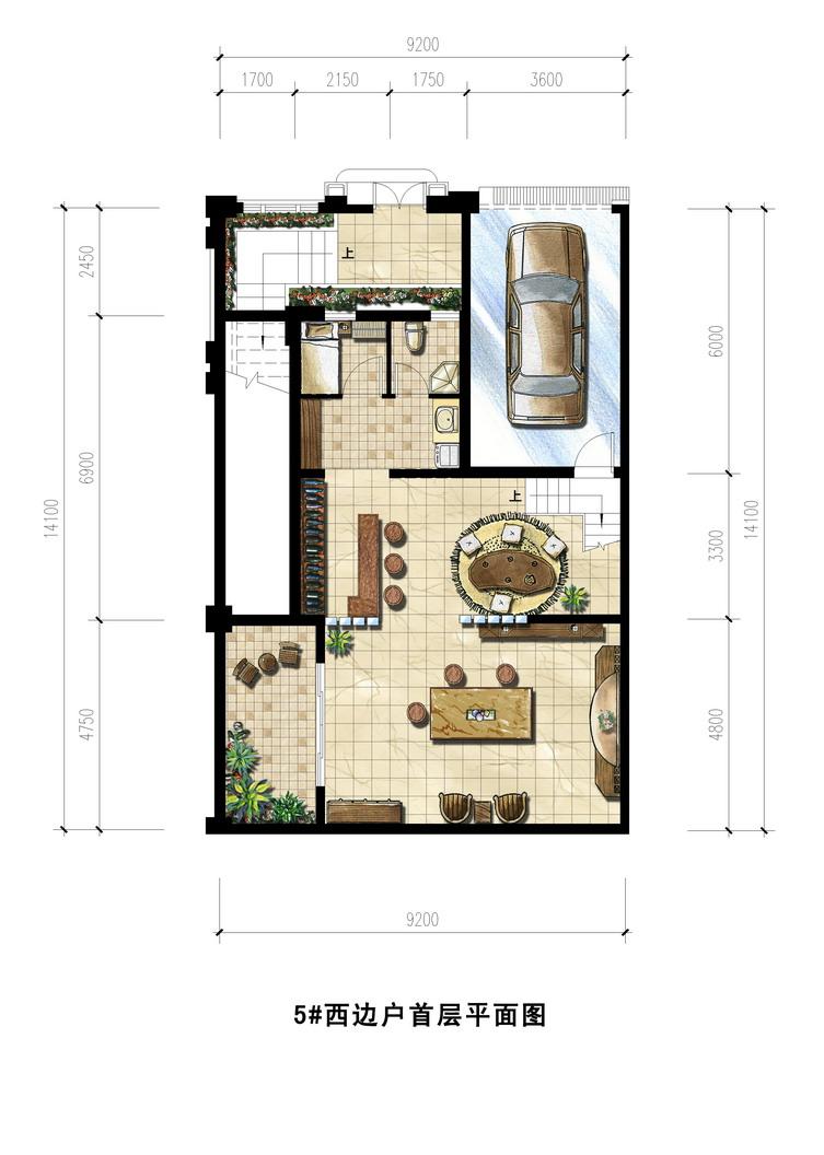 无锡复地澜湾建筑方案设计