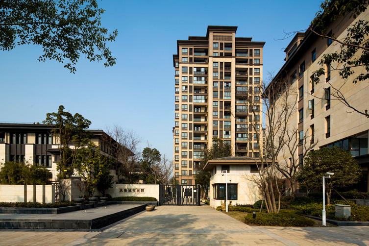 江阴天安城市花园建筑设计