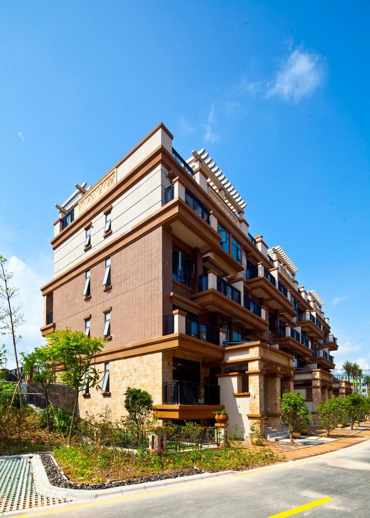 深圳观湖园建筑设计