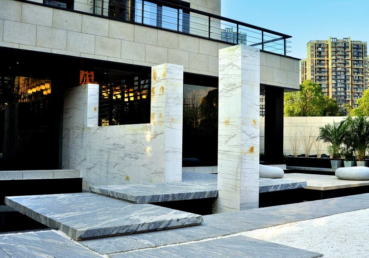 杭州金地十方别墅景观设计