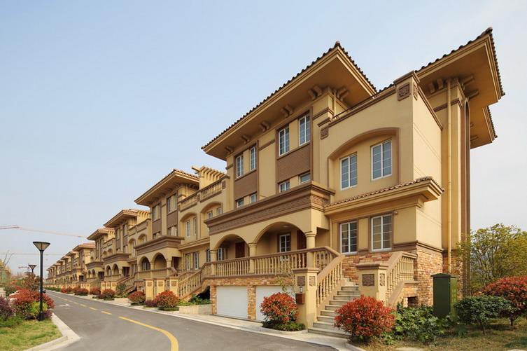 海安县怡景湾国际花园小区建筑设计