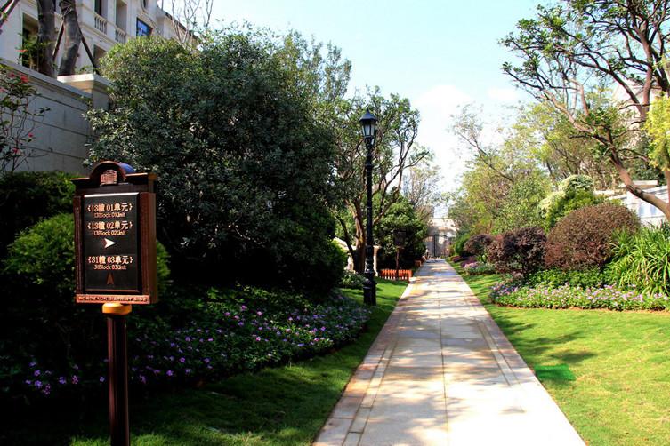 福州三盛国际花园景观设计