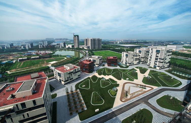 基地位于天津市武清开发区