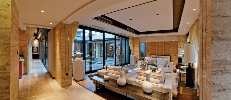 成都中国会馆建筑设计