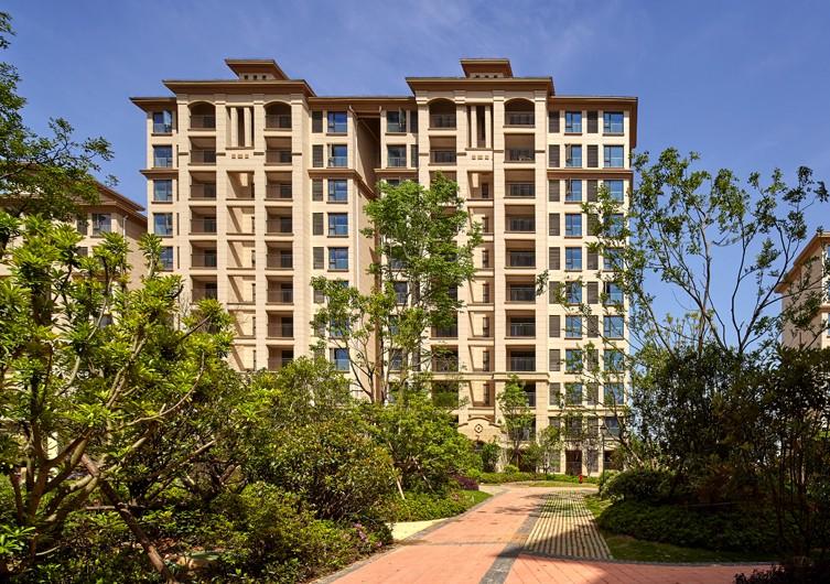 武汉保利西海岸建筑设计服务项目设计图片