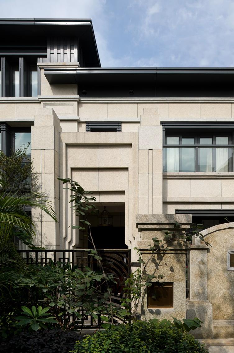 上海华润南翔中央公园建筑设计