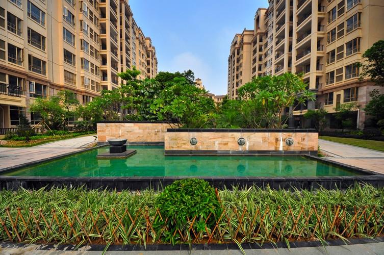 广州太合景观设计有限公司 >清远东城御峰花园二期景观设计